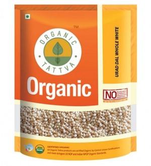 Tattva Organic Urad Dal Whole White 500 gms