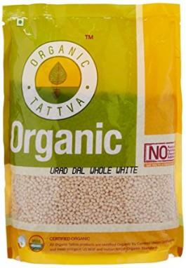 Tattva Organic Urad Dal Whole White 1 kg
