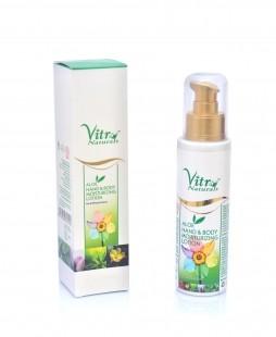 Vitro Naturals Hand & Body Lotion 100 ml