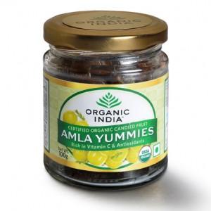 Organic India Amla Yummies 100 gms Pack