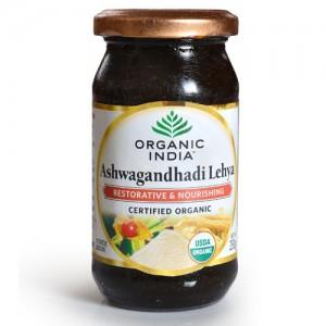 Organic India Ashwagandhadi Lehya 250 gms