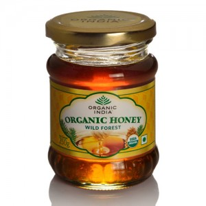 Organic India Organic Honey Forest Wild 250 gms