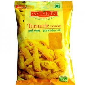 Santhigiri Turmeric Powder 100 gms