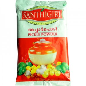 Santhigiri Pickle Powder 100 gms