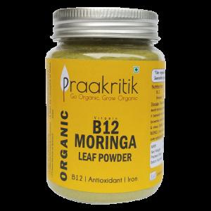 Praakritik Moringa Powder Organic 80gm