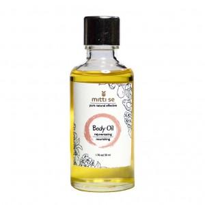 Mitti Se Body Oil