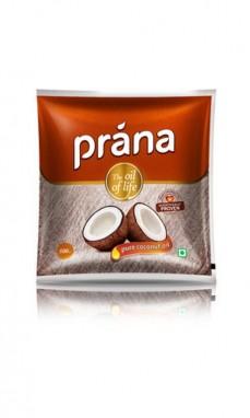 Prana- COCONUT OIL ,1/2 LTRPOUCH