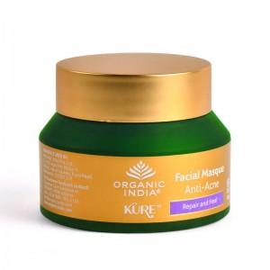 Organic India Facial Masque Anti-Acne 25g