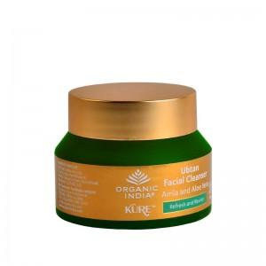 Organic India Ubtan Facial Cleanser Amla Aloe Vera 25g