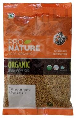 Pro Nature Organic Fenugreek (Methi) 100 gms