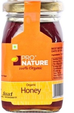 Pro Nature Organic Honey 250 gms