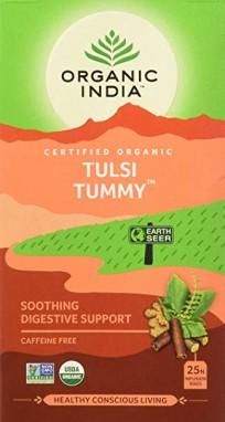 Organic India Tulsi Tummy-25Tea Bags