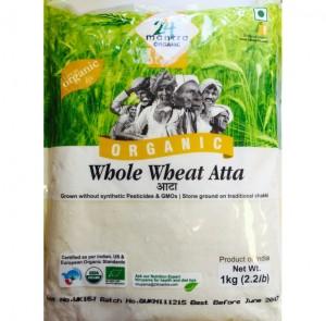 24 Mantra Organic WHEAT FLOUR 1KG