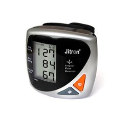 Jitron Digital Wrist Blood Pressure Monitor BPI-801W