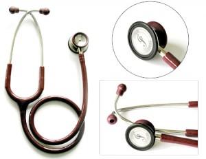 Jitron Pediatric Dual Head Stethoscope-Stainless Steel-JT-S606PF