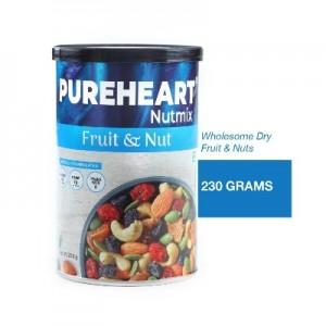 Pureheart NutMix FRUIT & NUT 230 gm