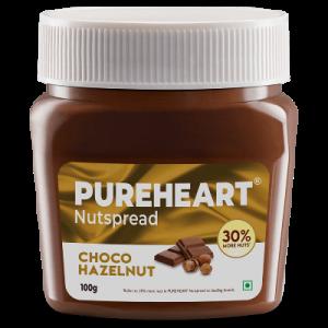 Pureheart Choco Hazelnut Nutspread 100gms