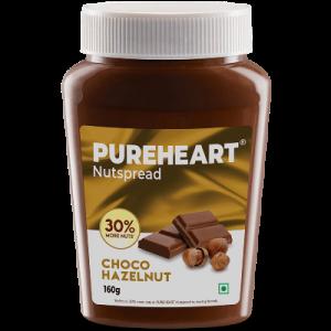 Pureheart Choco Hazelnut Nutspread 160gms