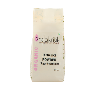 Praakritik Jaggery Powder Organic 500 gm