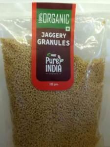 MRT Organic Jaggery Granules 500 gms