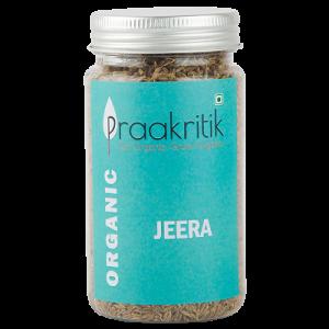 Praakritik Jeera Whole Organic 100 gm