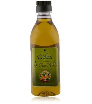 Solasz Extra Virgin Olive Oil - 500 ml
