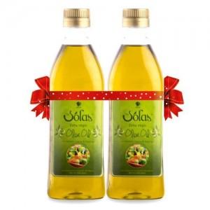 Solasz Extra Virgin Olive Oil Buy 1 Get 1 Free - 250 ml