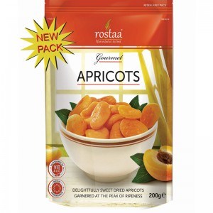 Rostaa Apricots 200 gms