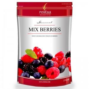 Rostaa Mix Berries 200 gms