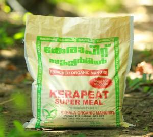 Kerapeat Enriched Organic Manure - Super Meal 5 kg