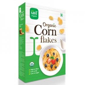 MRT Organic Cornflakes 500 gms
