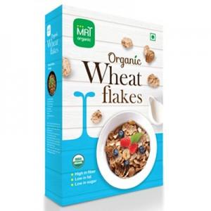MRT Organic Wheat Flakes 500 gms