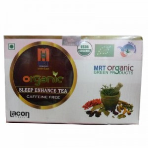 MRT Organic Sleep Enhance Tea 20 Tea Bags