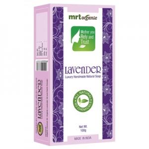 MRT Organic Lavender Natural Soap