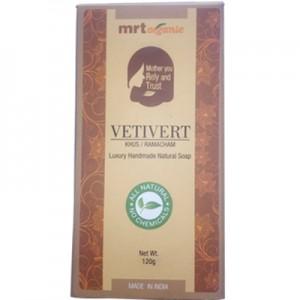 MRT Organic Vetivert Natural Soap
