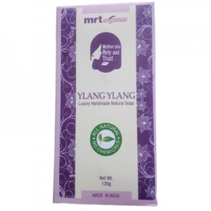 MRT Organic Ylang Ylang Natural Soap