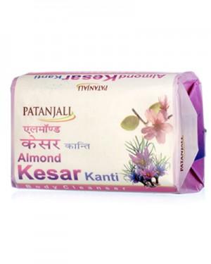 Patanjali Almond Kesar Kanthi Body Cleanser