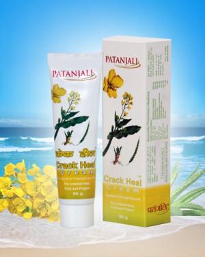 Patanjali Crack Heal Cream 50 gms