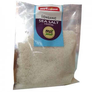 MRT Organic Sea Salt Crystal 500 gms