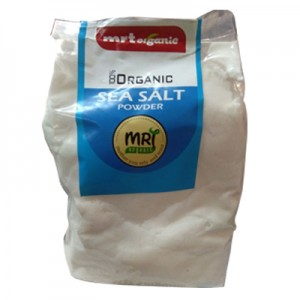 MRT Organic Sea Salt Powder 1 kg