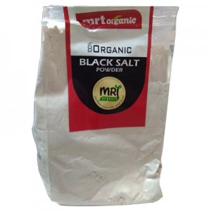 MRT Organic Black Salt Powder 500 gms