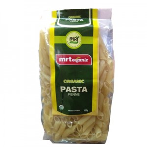 Organic Pasta Penne 500 gms
