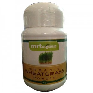 MRT Organic WheatGrass Powder 100 gms