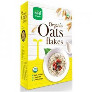 MRT Organic Oats flakes 500 gms
