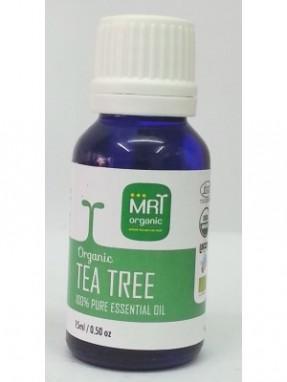 MRT Organic Tea Tree Oil 15 ml