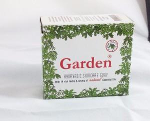 Garden Nalpamaradi Soap 100 gms (6 Nos)