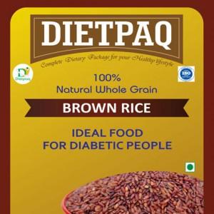 Dietpaq Brown Rice 1kg