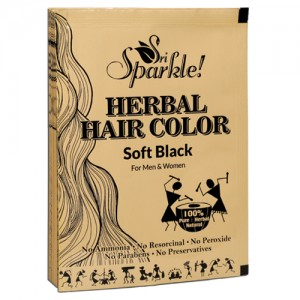 SURASRITHI (Sri Sparkle) Herbal Hair Dye 15 gms Pack