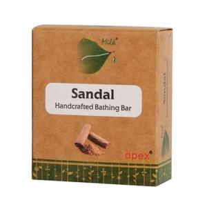 Apex Sandal Handcrafted Bathing Bar