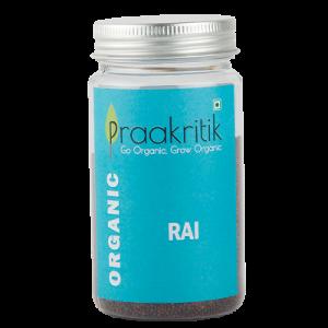 Praakritik Rai Oraganic 100 gm